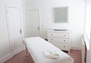 Comfortable massage table at Swedish Massage Greenwich 8